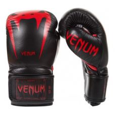 Боксерские перчатки  VENUM GIANT 3.0 BOXING GLOVES - BLACK/DEVIL